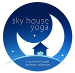 Sky House Yoga logo