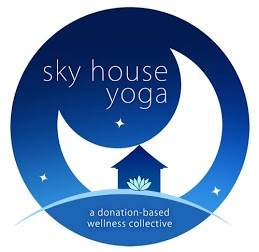 logo for Sky House Yoga Herbal Apprenticeship Program