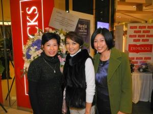 Winnie Young Sharon Chan