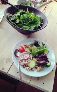Organic quinoa with sweet potato & coconut milk